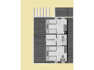 Obergeschoss Ferienhaus Inselprinz auf Texel