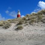 Texel Düne am Leuchtturm
