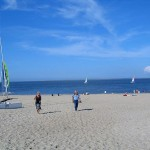 Texel Strand Norden, Katamaranstrand