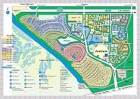 Lageplan Ferienhaus Inselprinz im Ferienpark De Krim