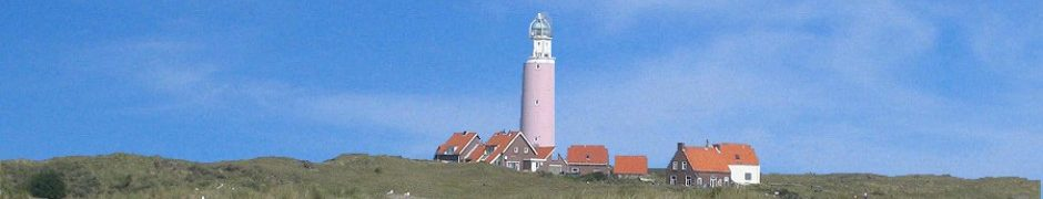 Texel Leuchtturm toren
