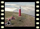 Filmstreifen über den Leuchtturm und die Umgebung